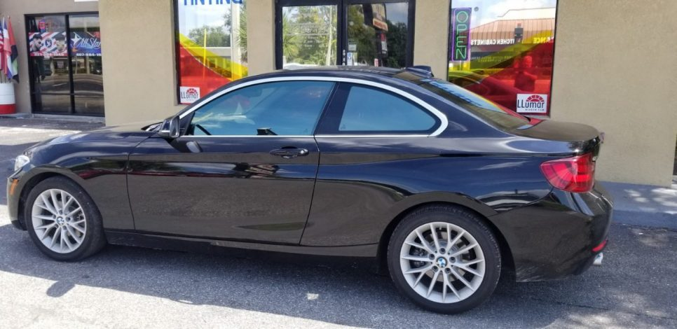 Platinum Plus, Chrome tint for Automobiles in Orlando Flying Windows Tint