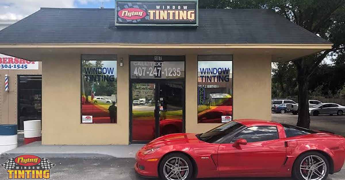 Window tinting Orlando